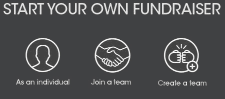 Start Your Own Fundraiser